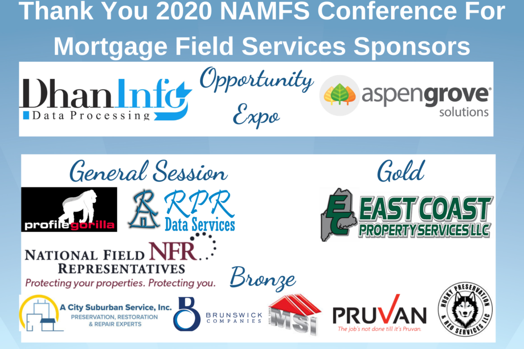 2020 Annual Conference Secondary Sponsor Recap